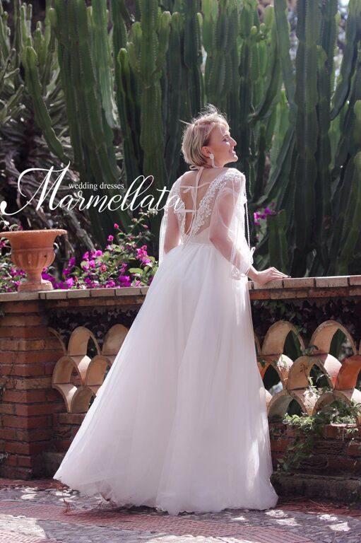 6decaff13d556d3 Свадебное платье 2 в 1 Ferrara